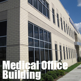 Medical Office Building - PART7 Architecture
